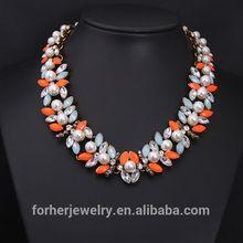 Fashion garment accessory necklace SKA1955