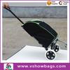 fashion design 4 wheels trolley bag 2014 climbing wheel trolley bag