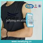 Men sporty armband phone