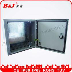 wall mount metal enclosure/sheet metal enclosures for electronics/metal case enclosure