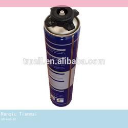 Factory Supply PU foam sealant adhesive waterproof sealant for plastic