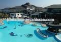 Pfm chinesischen beliebte Luxus kunst mosaik aus glas wandbild fliese blume mosaikkunst muster für Hotel& Villa Projektierung