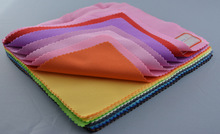 Microfiber Suede/Optical Cloth for Screens Cleaning . iphone towel