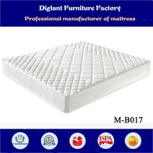 cool gel memory foam mattress topper (M-B017)