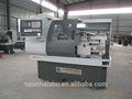 Ck6136a-1 usado torno cnc máquina/roda torno/cnc mandril torno alimentador automático de barras