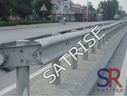quality aashto m180 galvanized steel highway guardrail