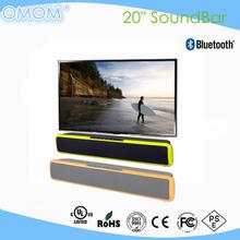 TV soundbar with NFC Bluetooth