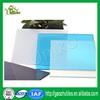 GE lexan uv blocking plastic impact resistance waterproof bulletproof uv coated polycarbonate fruit plate