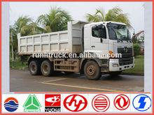 japon markası 20 ton 10 tekerlekli hino damperli kamyon dubai satılık