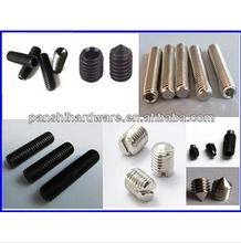Emt socket set screw connectors din913 hot sale!
