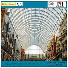 office building/shopping mall skylight