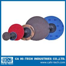 Quick change Sanding discs with Shank