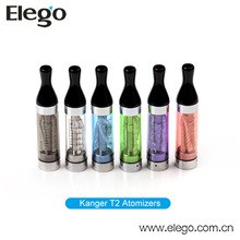 100% Original kanger t2 atomizer wholesale kanger t2 long wick