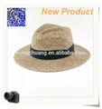 homens verão palha panamá hats equador