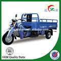 fabricante chino de adultos motorizado 200cc vehículo de tres ruedas en la india