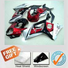gsx r1000 k7 2007-2008 gsxr1000 fairing kit gsxr1000 07 gsxr 1000 bodykit gsxr1000 08