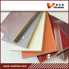 high quality UV board flash series for kitchen cabinet
