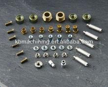 High precision cnc machined anodized aluminum parts