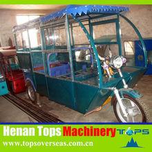 making life easier bajaj tricycle