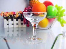 Unique handcrafted crystal margarita glassware/stemware for restaurant/bar use 135ml/4.6oz(glass factory had passed FDA/EU/SGS)