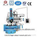 China Single column Vertical Lathe machine C5117E torno for sale