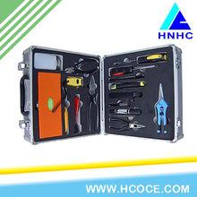 hand fiber optic tool full set fiber optical tool kit network tool kit outdoor fiber splice box