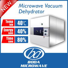 Batch Type Microwave Vacuum Industrial Dehydrator