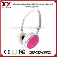 headphones built mp3 player ,super sound bright stereo fashionable wholesale headphone