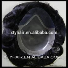 Human hair wig hair replacement & hair treatment,loss treatment