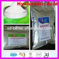 Hot venda de pó de ácido hialurônico injeção/cosméticos/comestível hialuronato de sódio ha