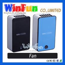 Electric Water Spray Fan Five Color Air Cooling Fan Mini USB Portable Fan