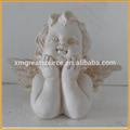 venta al por mayor angel angel resina estatuilla para decoración de hogar