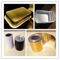 Colorido del papel de aluminio y Color de papel de aluminio