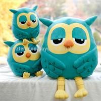 Creative Birthday Girls Present Owl Soft Plush Dolls Stuffed Toys