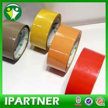 Ipartner hot designs fashional bopp carton pack adhesive tapes with logo printed