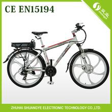 electric beach cruiser bicycle hub crank motor A6