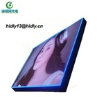 Outdoor full color led p10 display text ,video,time,date,picture