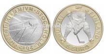 Finland 5 Euro IIHF Ice Hockey World Championship Commemorative Coin