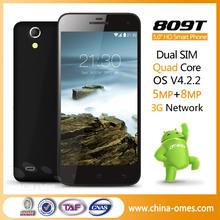 GPS WIFI Android OS 4.2 1GB RAM MTK6582 Ultra Slim Mobile Phone