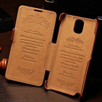 2014 for Samsung Mobile Phone Business Elegant Special Design Waterproof Cell Phone Cover Vintage Phone Case for Note 3