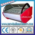 Gelato display präsentieren/Eis schaufenster gefrierschrank/italienisches eis präsentieren