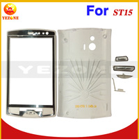 Professional Wholesale Battery cover Keypad faceplate Housing Cover For Sony Ericsson Xperia NEO V MT11i MT15 MT15I