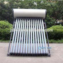 2014 superconducting vacuum tube solar water heater 8tubes-36tubes, vacuum tube solar water heater parts