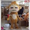 2014good design top sales monkey cartoon costume