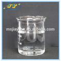 Un verre d'eau de silicate de sodium liquide