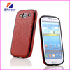 Colorful TPU leather case for samsung galaxy s3