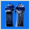 OEM recyclable pvc waterproof bag for mobile phone