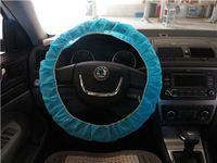 Plastic cover for american racing steering wheels