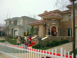 prefabricated luxury villa