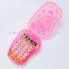 Christmas gift calculator, good looking mobile phone calculator/HLD-829